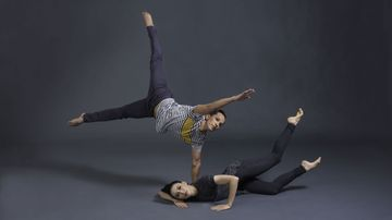 Dana Tai Soon Burgess Dance Company's concert to benefit UNM Dance program