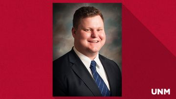 Gov. Martinez nominates Garrett Adcock as student regent