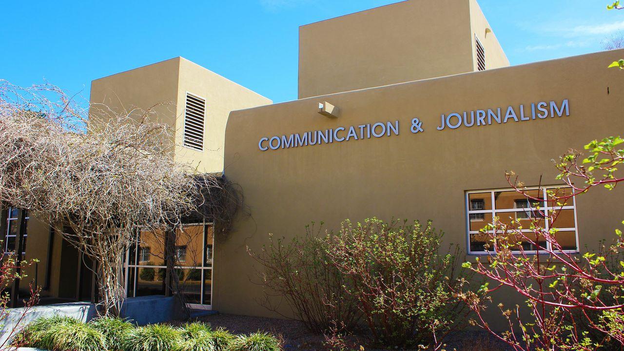 UNM C&J Building