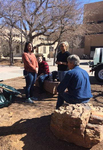 New Mexico's Arbor Day