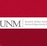 UNM Ronald E. McNair and Research Opportunity Programs accepting applications
