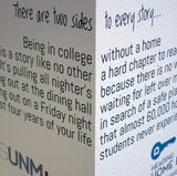 Instilling empathy: UNM Students raising awareness of homelessness