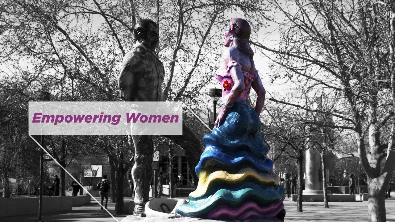 Empowering women 1