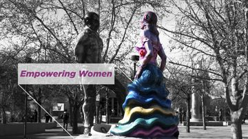 Empowering women to become 'SHEROes'