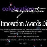 Peabody, Chackerian to receive the 2017 STC.UNM Innovation Fellow Award