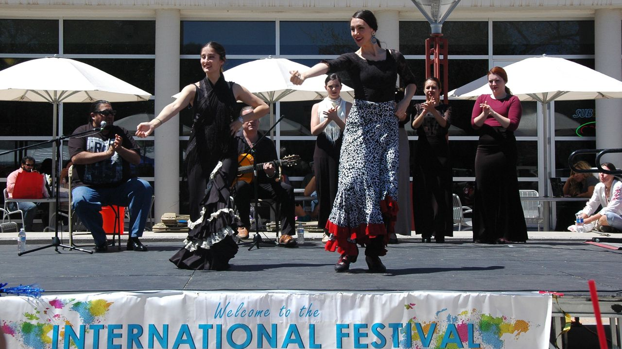 International Festival Entertainment