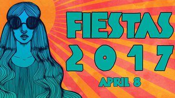 'Fiestas 2017' band lineup announced