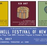 2017 Linnell Festival of New Plays at UNM April 7-15