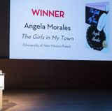 UNM Press Book wins PEN America Literary Award