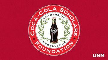 Coca-Cola Scholars Foundation honors UNM Branch Campus students