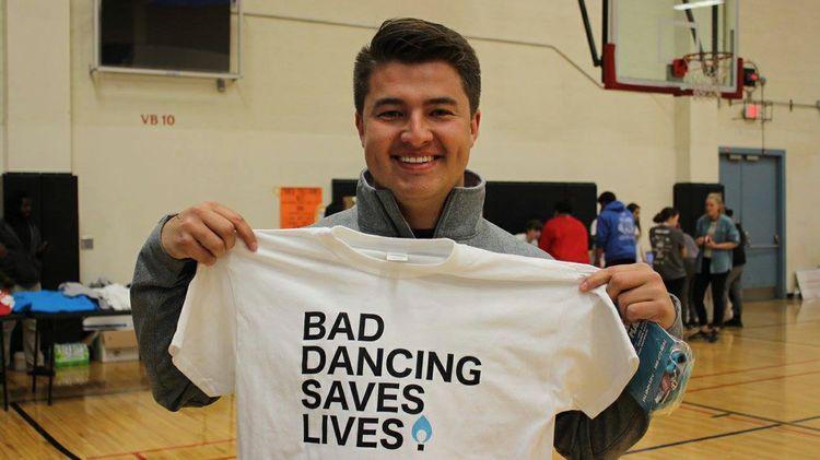 Bad Dancing Saves Lives