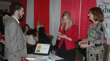 Office of Career Services hosts Student Job & Internship Fair