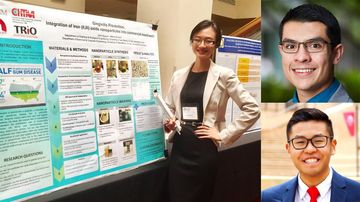 UNM STEM students honored as Goldwater Scholars