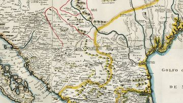 Sanchez presents talk titled 'Spanish Colonial Cartography and Our National Heritage'