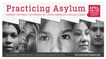UNM conference addresses critical needs in Latin American asylum cases