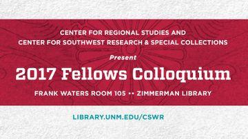 University Libraries Fellows' Colloquium