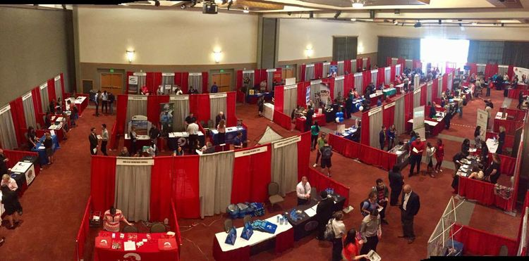 UNM Career Services hosts Student Job Fair