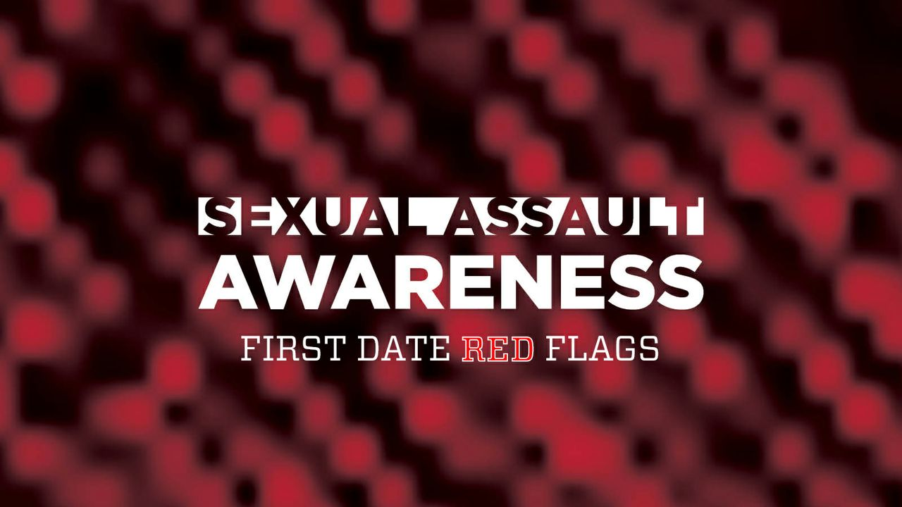 Sexual assault awareness month red flags