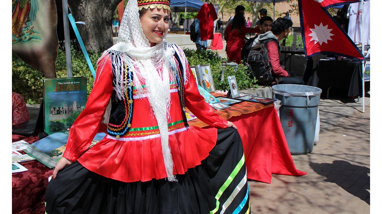 UNM International Festival