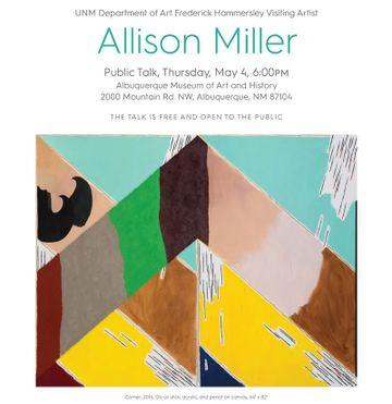 Allison Miller May 4