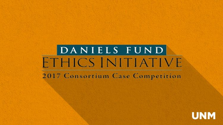 Daniels Ethics Initiative Consortium Case Competition