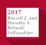 2017 Bilinski Fellowship recipients announced