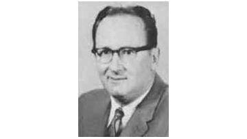 Faculty member Armond Seidler