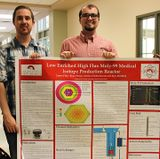 Senior student projects on display during Engineering Expo III