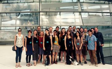 Berlin Group Photo