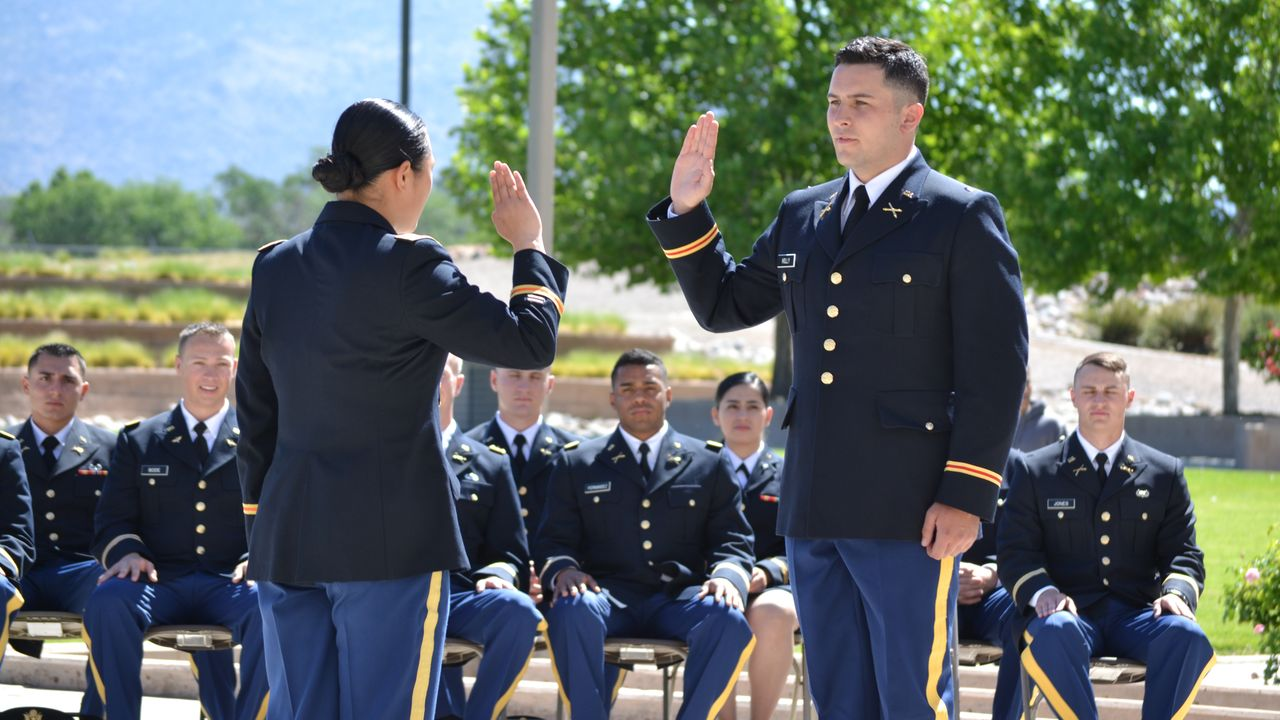 2nd Lt. Ruben Holly