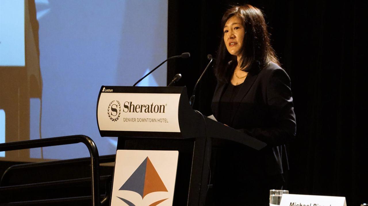 UNM Law Professor Carol M. Suzuki