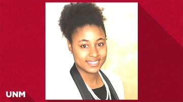 Voorhees College student selected for UNM Summer BEST Program internship