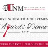 UNM School of Law announces distinguished award honorees