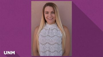 UNM student selected for National Student Congress
