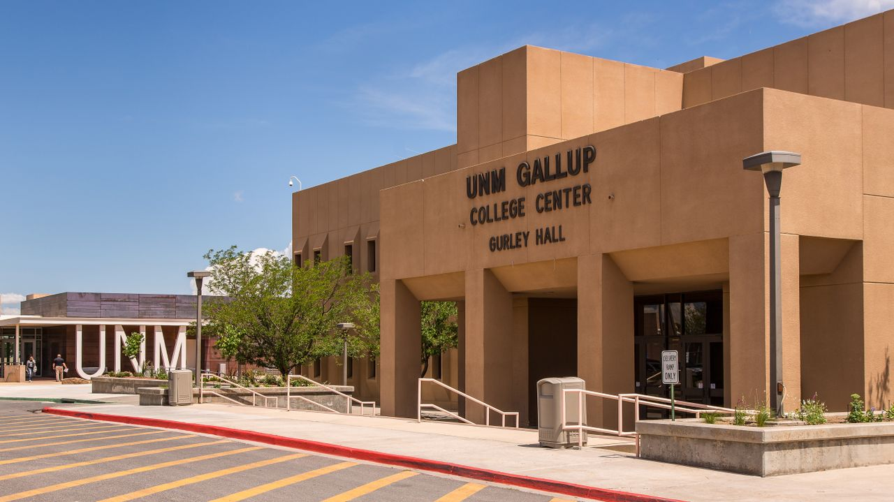 Image result for unm gallup
