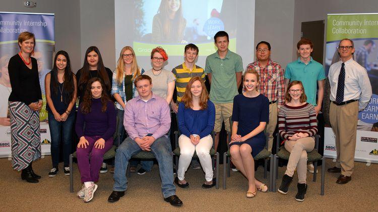 CIC 2017 springs interns