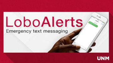 UNM to test emergency notification systems Tuesday, Sept. 19