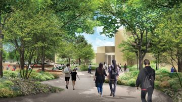 UNM Board of Regents approve Smith Plaza renovation