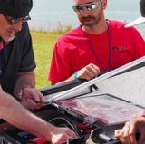 UNM triumphs over adversity to win Outstanding Solar System Design Award at Solar Splash