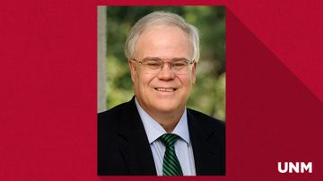 Lanier named dean of UNM Honors College