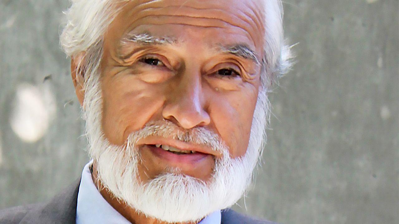 Professor Leo Romero