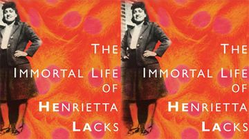 HSC Book Club to discuss 'Immortal Life of Henrietta Lacks'