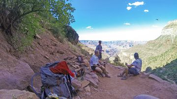 Heartbreak Hike: UNM researchers study hardy souls who trek rim to rim in the Grand Canyon