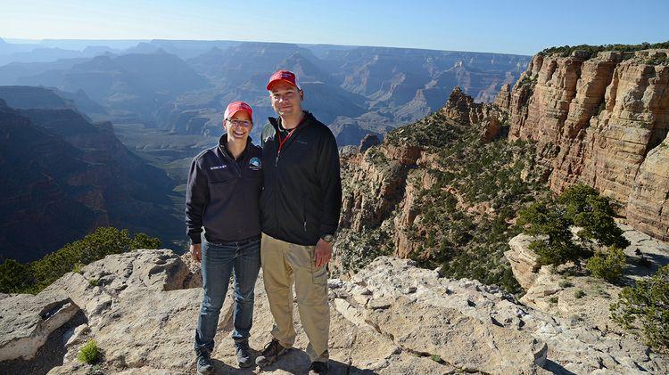Emily Pearce & Jon Femling, MD