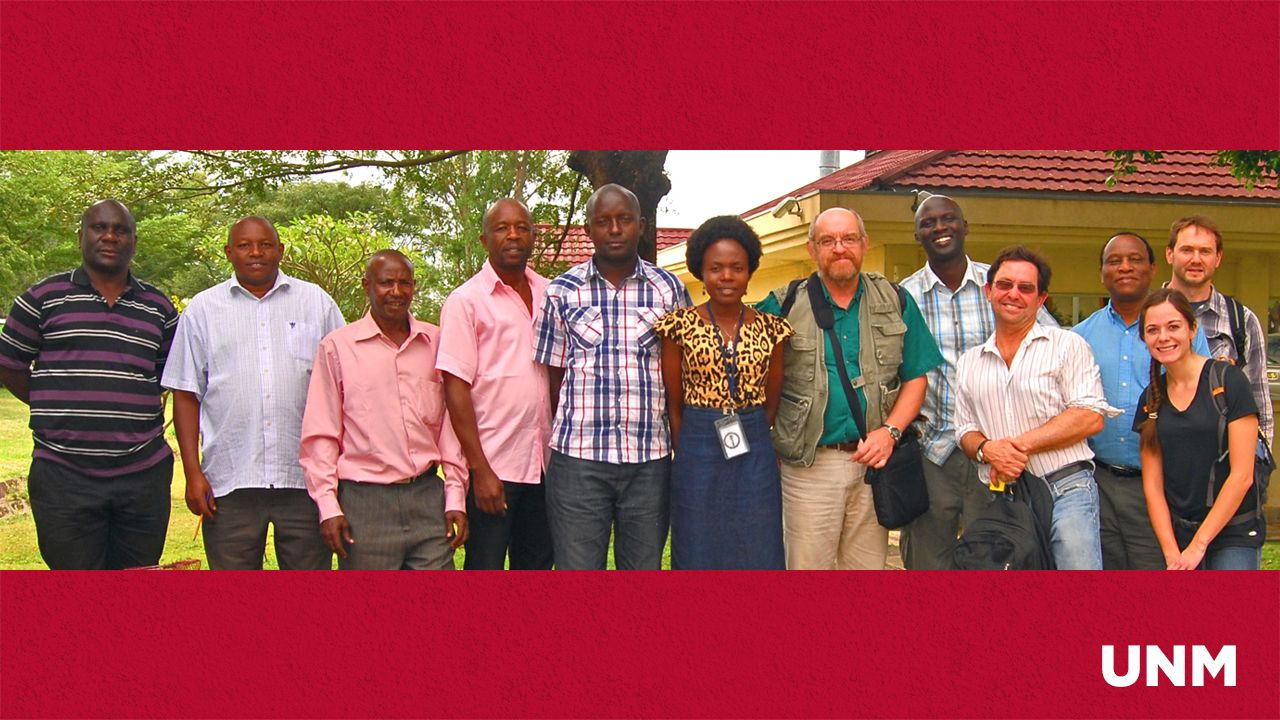 UNM/KEMRI Collaboration