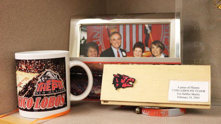 Debbie's memorabilia