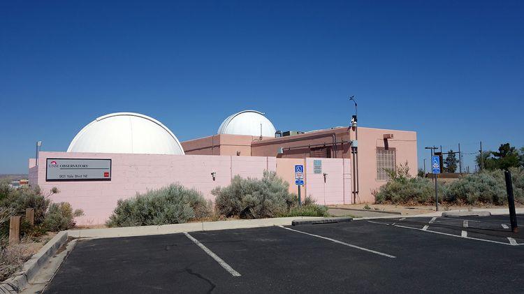UNM Campus Observatory