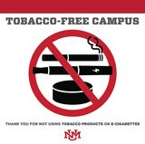 UNM's tobacco-free campus marks one year anniversary
