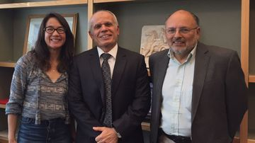 Advance's social science research team uses new model for diversity