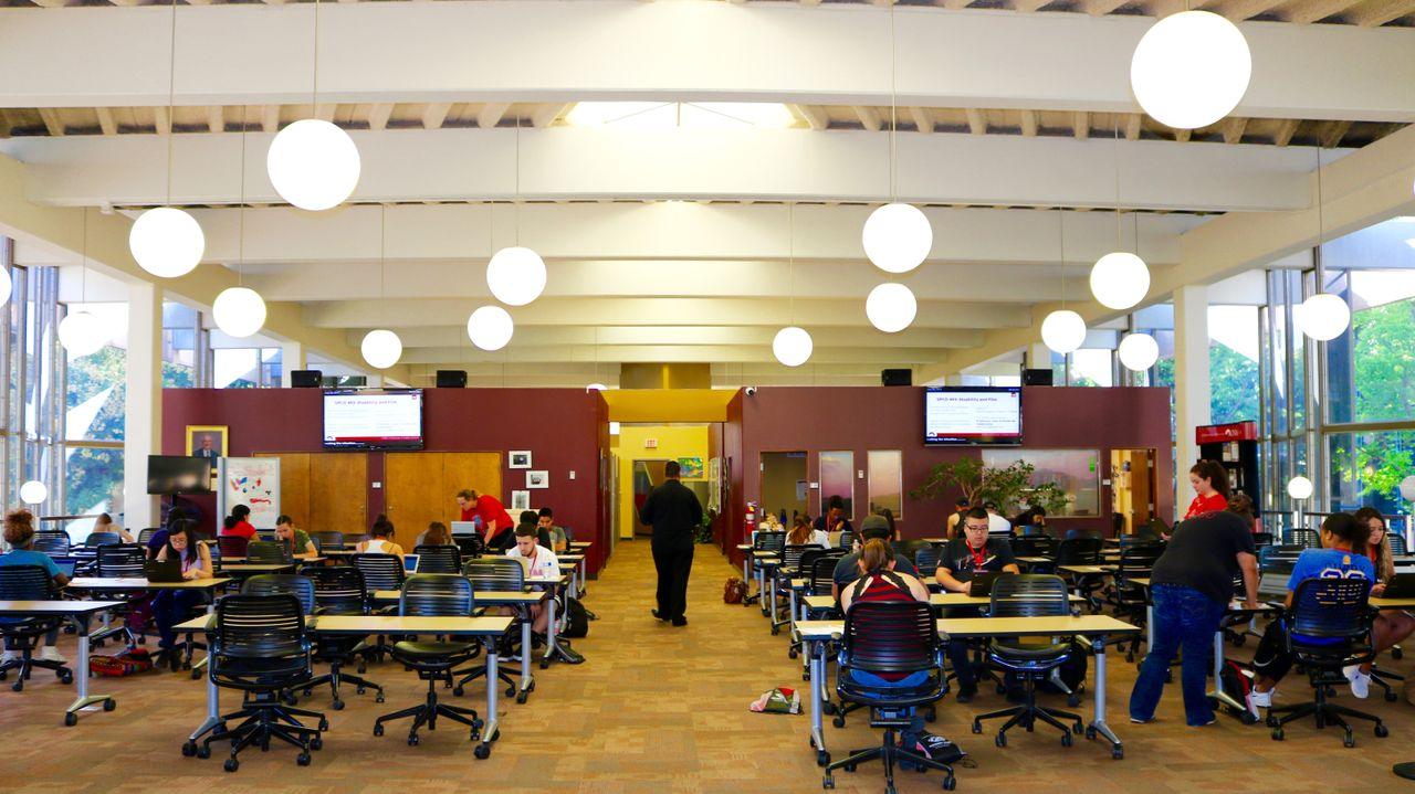 College of Education's Center for Student Success